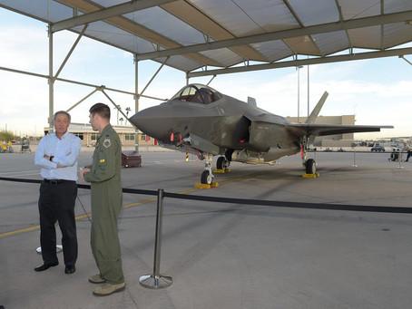 สิงคโปร์เตรียมจัดหาเครื่องบินขับไล่ F-35 เข้าประจำการเต็มรูปแบบในอีก10ปีข้างหน้า