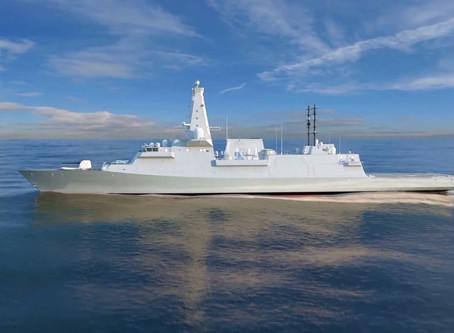 อังกฤษเตรียมสั่งเรือฟริเกต Type-26 Batch 2 เพิ่มภายในปี2020นี้