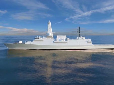 อังกฤษเตรียมสั่งเรือฟริเกต Type-26 Batch 2 เพิ่มภายในปี 2020 นี้