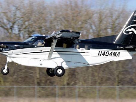 กองทัพบกจัดซื้อ เครื่องบินลำเลียงเบา มูลค่าเกือบ 300 ล้านบาท