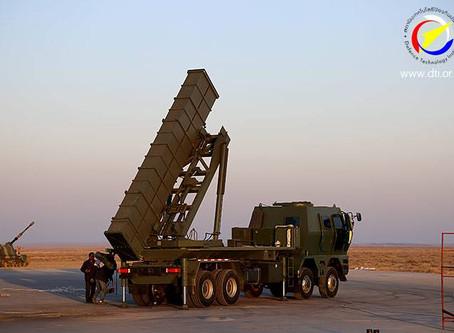 DTI จัดหาระบบควบคุมการยิง WS-32 สำหรับติดตั้งบน DTI-1G และปรับปรุงรถยิงจรวด DTI-1G