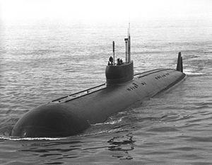 Project 661 เรือดำน้ำที่เร็วที่สุดในกองเรือโซเวียต