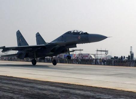 อินเดียอาจจะปิดสายการผลิต Su-30 MKI เดือนมีนาคม 2563