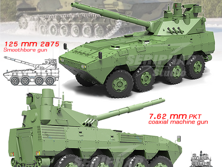 DEFNET X Seriphap Studio Project : VN-1 Tank Destroyer