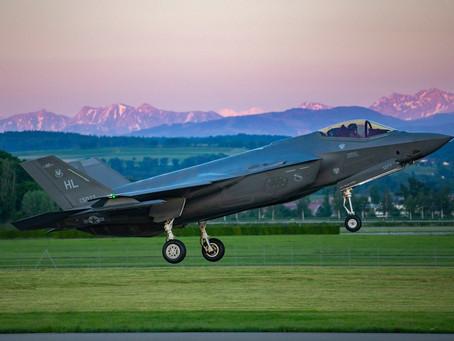 สวิสเลือก F-35A ทดแทนเครื่องบินรบรุ่นเก่า