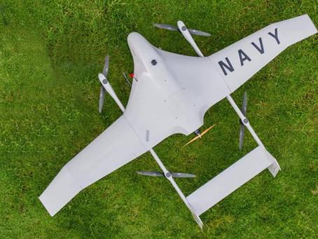ทัพเรือไทยเปิดตัว MARCUS-B UAV รุ่นใหม่ Made in Thailand