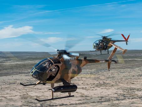 กองทัพอัฟกานิสถานลงนามสัญญามูลค่า 43.9 ล้านเหรียญกับ MD Helicopters