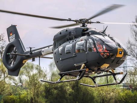 กองทัพบกไทย ปรับปรุงเฮลิคอปเตอร์ EC-145-T2 ให้เป็น ฮ.พยาบาล มูลค่า 53.2 ล้านบาท