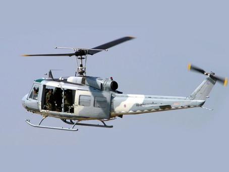 50 ปี Huey กองทัพอากาศไทย