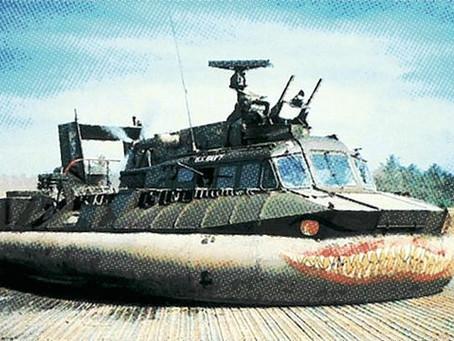 Patrol Air Cushion Vehicle สัตว์ประหลาดเบาะลมของเวียดกง