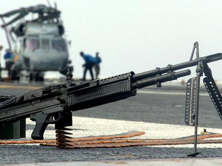 ปืนกล M60 ไอคอนสงครามเวียดนามกับเส้นทางที่ยังเดินต่อไปได้