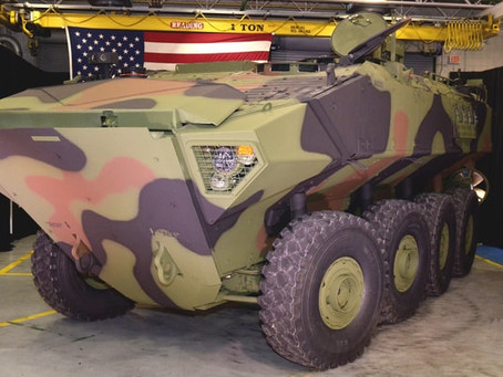 นาวิกโยธินสหรัฐจัดหา Amphibious Combat Vehicles 30 คัน