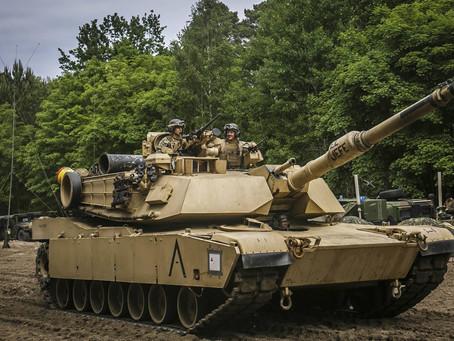 M1A1 SA(Situation Awareness) เมื่อเอบรามส์อัพเกรด
