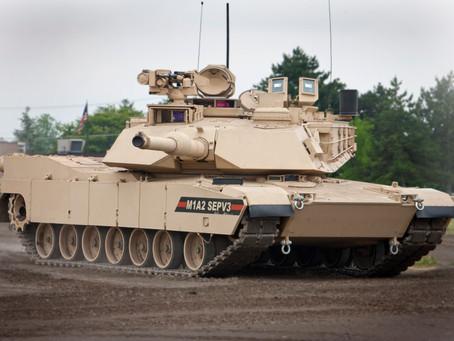โปแลนด์จัดชุดใหญ่! เตรียมสั่งรถถังรุ่นใหม่ล่าสุด M1A2 SEPv3 จำนวน 250 คัน
