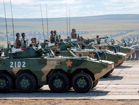 ทัพบกจีนคนลด เหล่าอื่นคนเพิ่ม