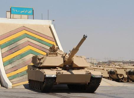 อียิปต์ยังคงประกอบรถถังหลัก M1A1 Abrams ต่อไป