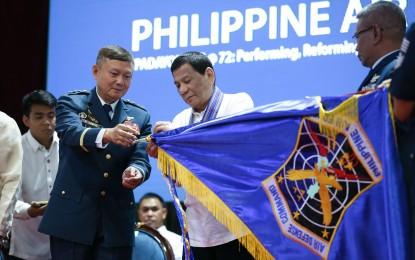 กองทัพอากาศฟิลิปปินส์เผยแพร่การรับมอบอากาศยานในปี 2562-2563