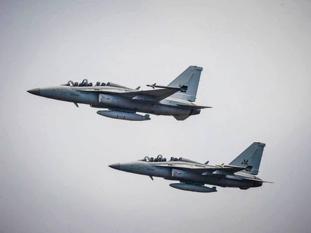 """กองทัพอากาศลงนามจัดหา  """"เครื่องบินฝึกขับไล่ T-50TH"""" จำนวน 2 ลำ มูลค่า 2,361 ล้านบาท"""