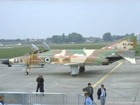 IAI Super Phantom โคตร F-4 ที่มีดีจนต้องโดนเบรก
