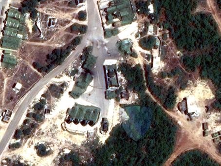 รัสเซียปิดระบบS-400 ในซีเรีย หลังจากระบบS-300 ซีเรียเริ่มทำงาน