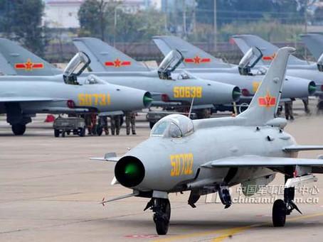 ทำไม J-7 ยังคงเป็นหนึ่งในกำลังของกองทัพอากาศจีน