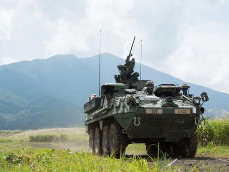 สหรัฐฯ อนุมัติการขาย M1126 ให้ไทย