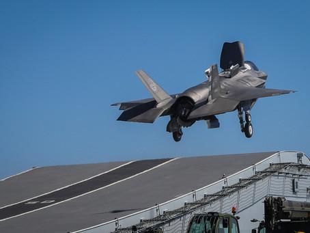 ญี่ปุ่นได้ยืนยันการสั่งซื้อเครื่องบิน F-35B จำนวน 42 ลำจากสหรัฐอเมริกา