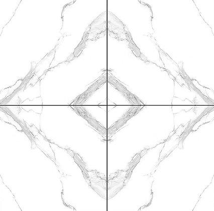 STATUARIO - 4ft x 4ft