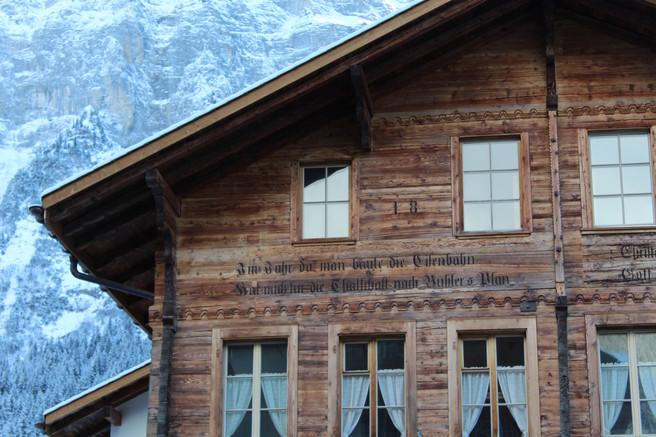ALPINE TYPE | INTERLAKEN, SWITZERLAND