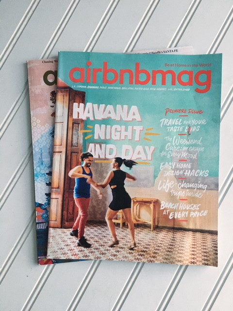 AMAZING VARIETY | AIR BNB MAGAZINE