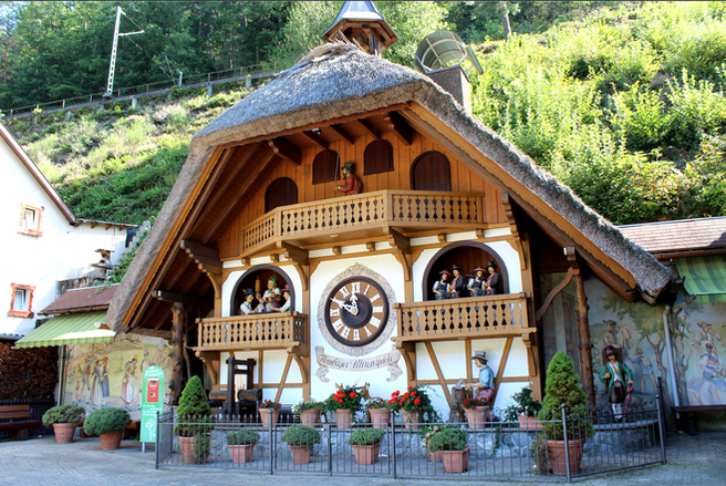 German Road Trip #1: Black Forest