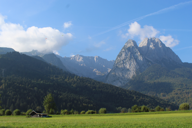 German Road Trip #4: Garmisch-Partenkirchen