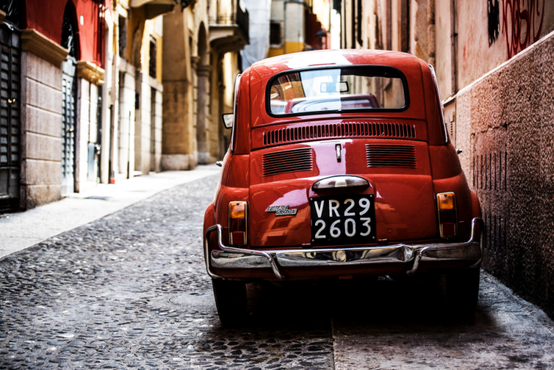Fiat, Verona (2015)