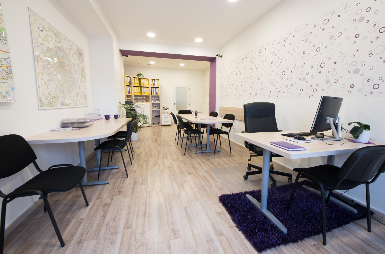 Šafránka - Realitní kancelář