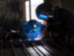 Leicester Wrought Ironwork Richard Park Welding 1