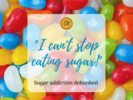"""I Can't Stop Eating Sugar"": Sugar Addiction Debunked"