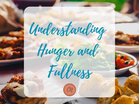 Understanding Hunger and Fullness