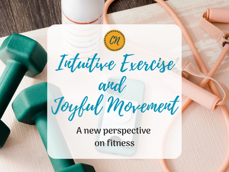 Intuitive Exercise and Joyful Movement: A New Perspective on Fitness