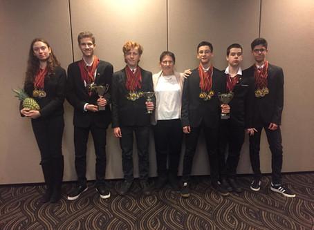 תחרות TOC באוניברסיטת ייל - גביע האלופים