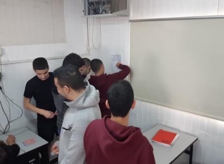 פסיפס התרבויות בישראל- מפגש
