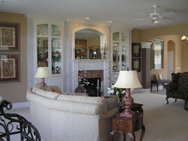 Dungan Custom Homes - Sparkling Great Room