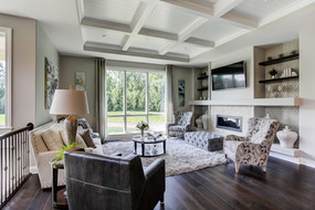Dungan Custom Homes - Architectural Great Room