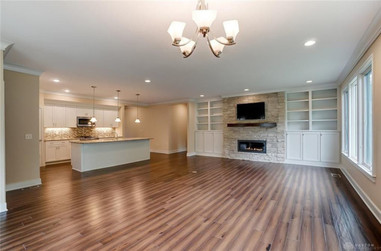 Dungan Custom Homes - Elegant Open Floorplan