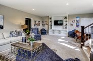 Dungan Custom Homes - Recreation and Game Room