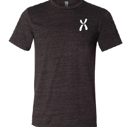 Black T-shirt (Little Logo)