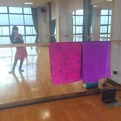 Silk Veilの複製
