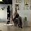 Thumbnail: Robe LEO - Noir et bronze