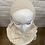 Thumbnail: Hijab à enfiler - Ivoire