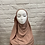 Thumbnail: Hijab à enfiler - Rose