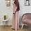 Thumbnail: Abaya / Sous robe FLUIDE - Rose
